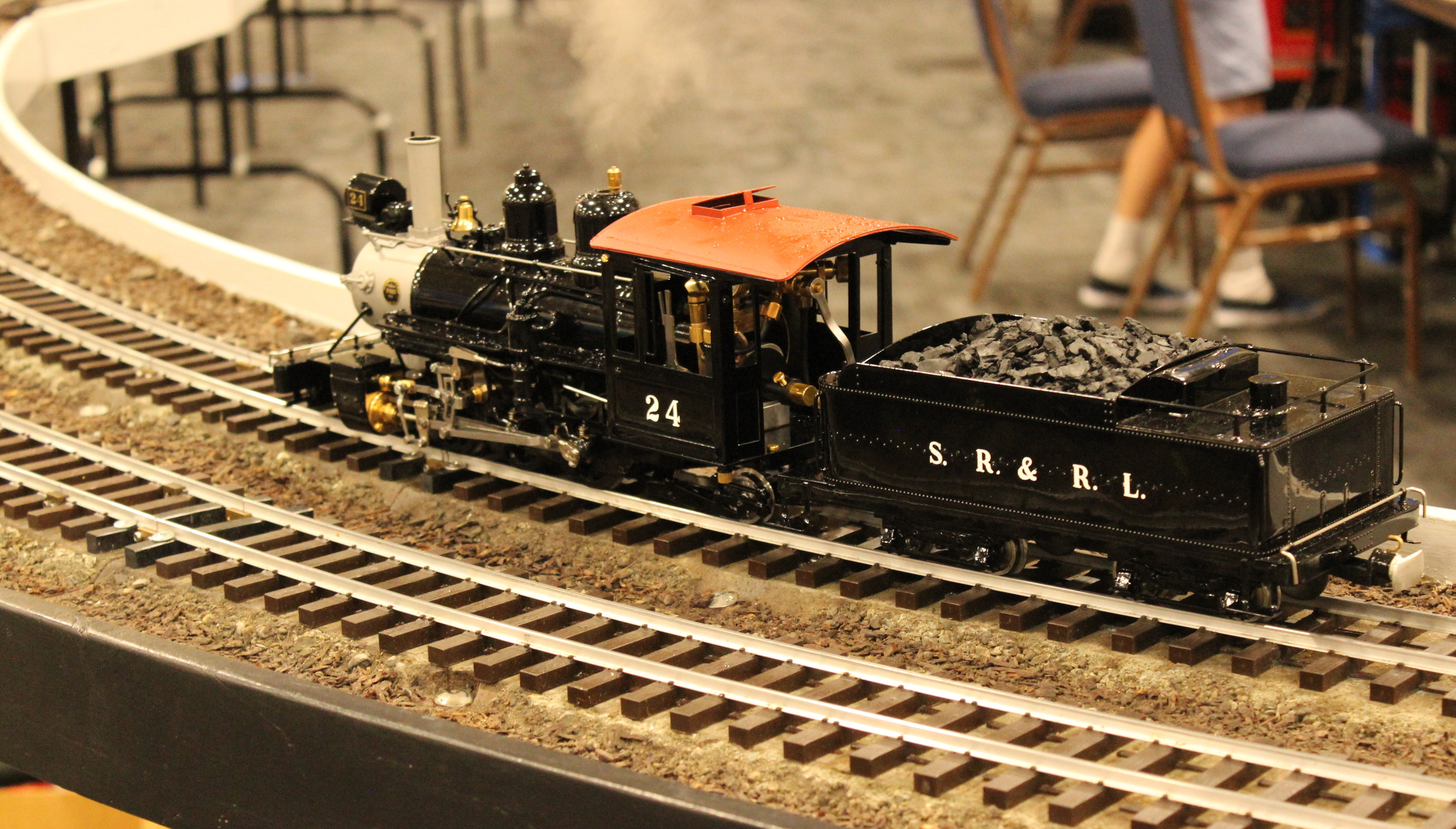Denver Area Small Scale Steamers
